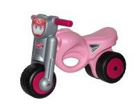 "Каталка-мотоцикл ""мини-мото"", розовая, Полесье"