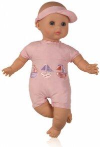 """Кукла """"малышка"""" в розовом, 34 см, Paola Reina"""