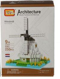 """Конструктор """"ветряная мельница"""", 250 деталей, LOZ"""