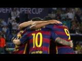 Суперкубок УЕФА-2015 (HD) Барселона - Севилья 5-4! ВСЕ ГОЛЫ