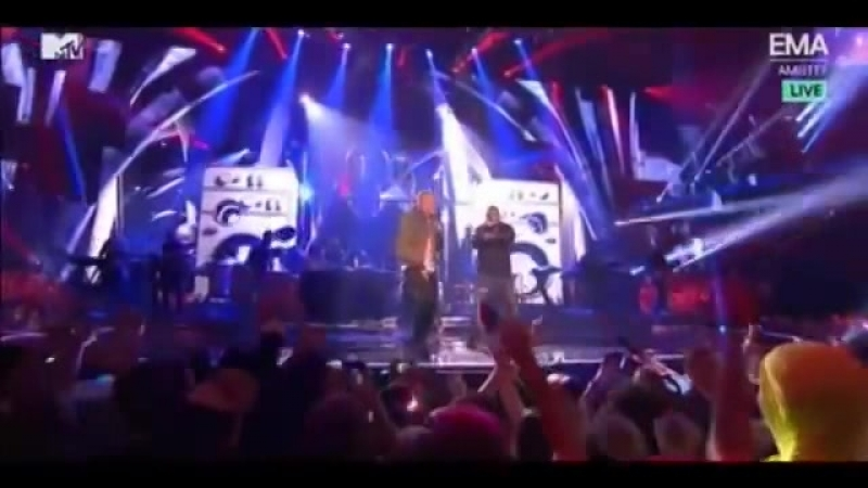 Eminem Says MTV EMA Awards 2013