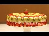 Рецепт - Торт Дамские пальчики от http://videoculinary.ru