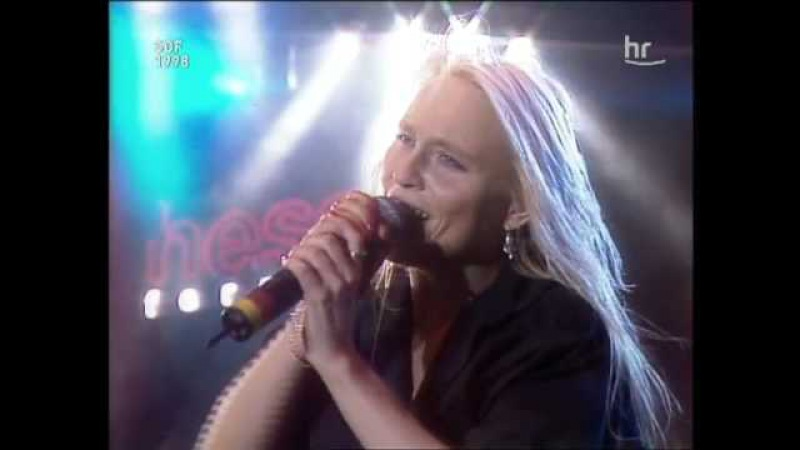 Doro All We Are Live in Frankfurt 1998