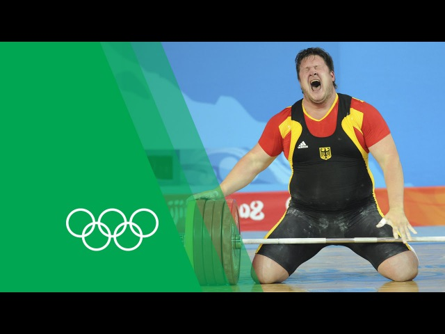 Золото во имя Любви | Matthias Steiner Shares his Emotional Beijing 2008 Weightlifting Gold | Moments In Time