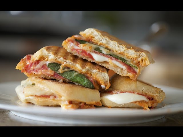 Grilled Cheese Pizza | Byron Talbott