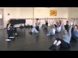 Танец-игра для детей 3-7 лет. Ксения Каплун, Екатеринбург