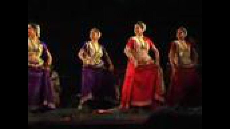 Shambhavi Dandekar Kathak Darbari Tune
