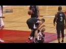 Blake Griffin Hits Taj Gibson in the Face   Clippers vs Bulls   Dec 10, 2015   NBA 2015-16 Season