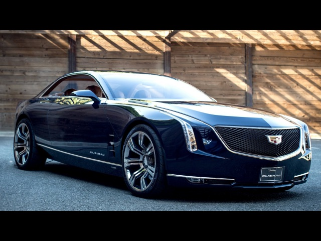 Cadillac Elmiraj Concept Jay Leno's Garage