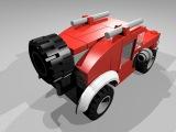31005-3 Lego Creator Construction Hauler