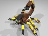 31004-3 Lego Creator Fierce Flyer