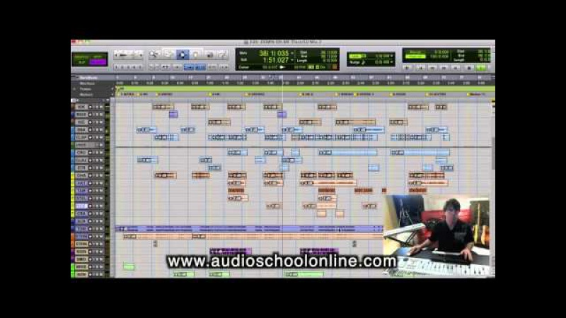Ken Lewis - Mixing 50 Cent (Down On Me - Part 1)
