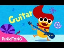 Musical Instruments | Word Power | PINKFONG Songs for Children