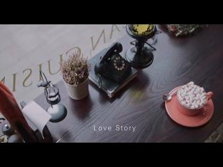 love story С+С (Sony FS7 Music Video) Свадебное видео, Love story, История знакомства, Видеосъемка свадеб, Свадебный фильм