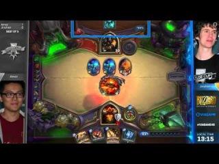 Viagame House Cup: Amaz vs JinShen (10.10.2014)