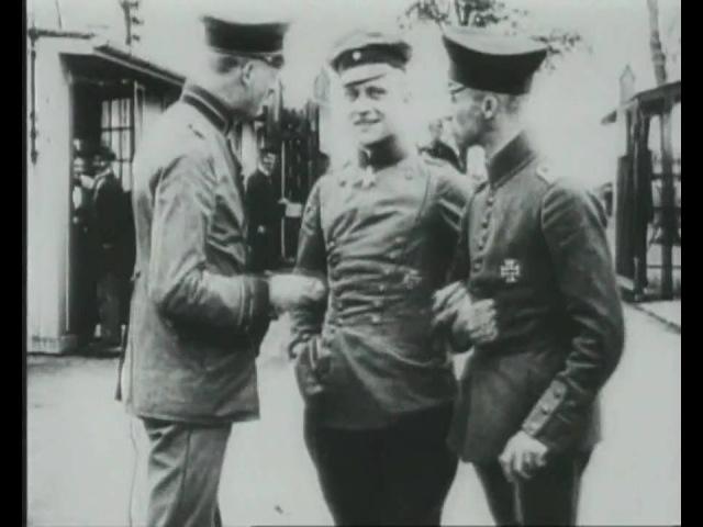 Manfred von Richthofen, The Red Baron