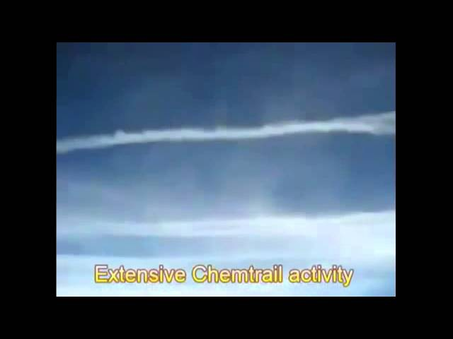 TOP SECRET Mission - Chemtrail Pilots SPRAYING BLOOD Cause Face to Face Near Mid-Air Collisions