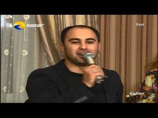Ay Zaur 06.12.2014 Vasif Azimov,Nazenin,Elnare Abdullayeva,Gunay Ibrahimli,Emil Bedelov