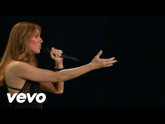 Céline Dion - I Surrender (VIDEO from the 2007 DVD A New Day...Live In Las Vegas)