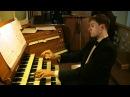 LUKA GADELIYA: Mikael Tariverdiev. Two chorals from the organ cycle