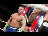 WWE 2K15 Gameplay (60 fps)