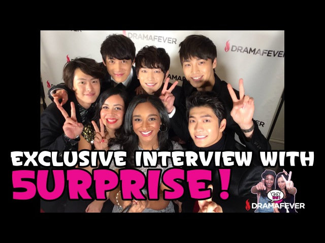 [ENG] 5urprise Exclusive Interview | The Nutty Nomads