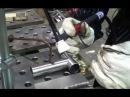 Tig Welding Thin Steel Tubing