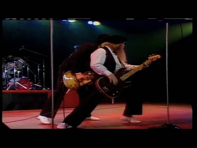 ZZ Top - Jesus Just Left Chicago (From
