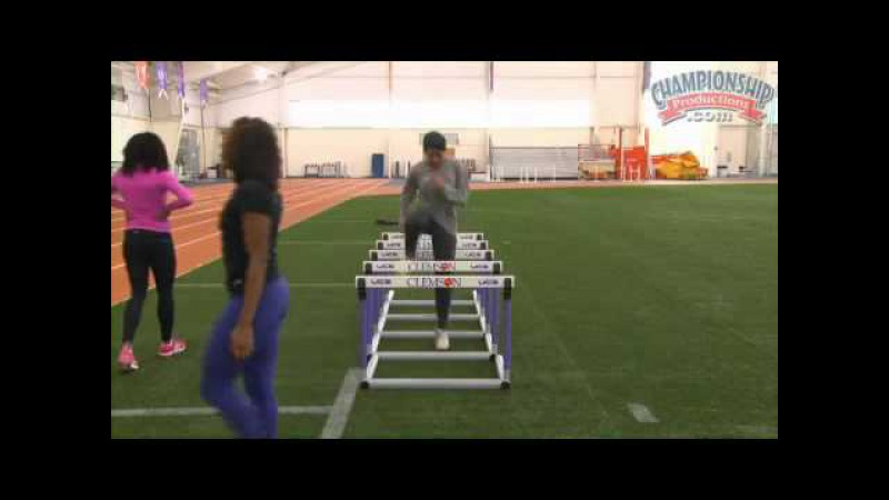 Practice This Walkover Series to Get Better at Hurdles!
