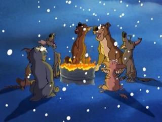 Все собаки празднуют Рождество (An All Dogs Christmas Carol, 1998)