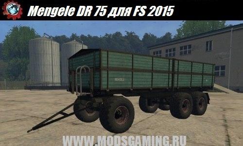 Farming Simulator 2015 trailer download mod Mengele DR 75
