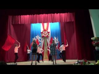 9 мая 2015 Пролог Екатерина Божьева и Елена Шуликина