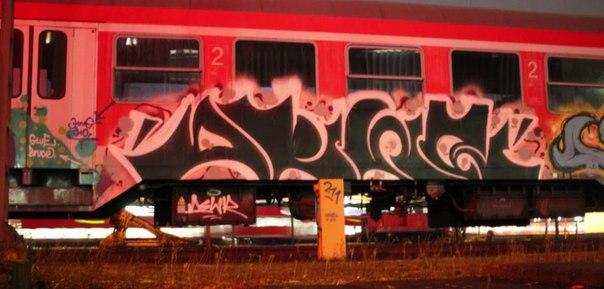 Hannover trainspotting