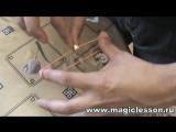 Секрет фокуса с кольцом и резинкой