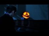 Halloween. Венгерский пианист Peter Bernce