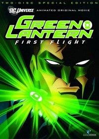 ������� ������: ������ ����� / Green Lantern: First Flight (2009)