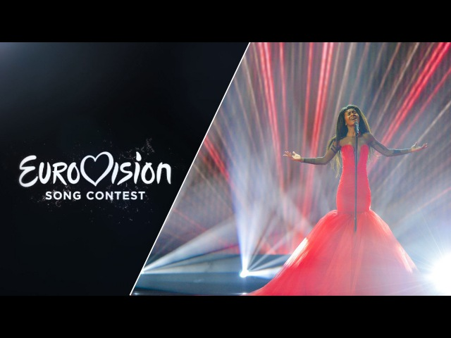 Aminata - Love Injected (Latvia) - LIVE at Eurovision 2015: Semi-Final 2
