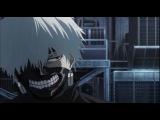 Tokyo Ghoul [ТВ-2] 1 серия русская озвучка OVERLORDS / Токийский Гуль 2 сезон 01 / Токийский Монстр