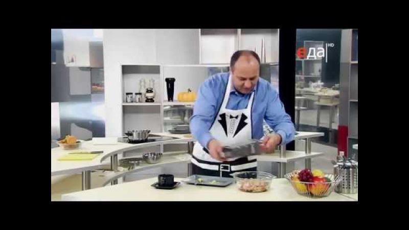 Маринад для хрустящих куриных крылышек рецепт от шеф повара Илья Лазерсон Обед безбрачия