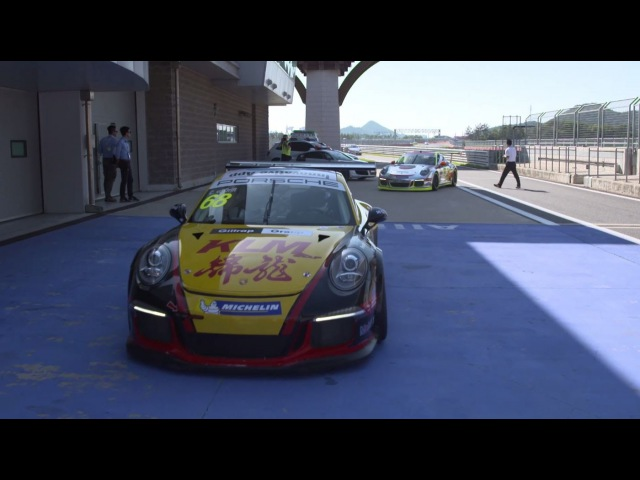 Porsche Carrera Cup Asia Asian Festival of Speed