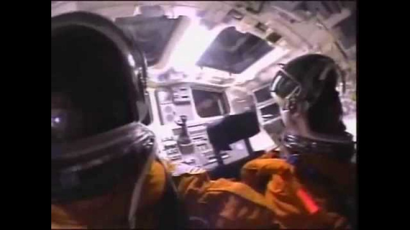 MINUTES BEFORE Onboard with Proper Subtitles Columbia Crash During Re Entry смотреть онлайн без регистрации