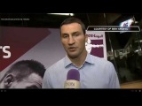 The Truth Will Come Out In The Ring - Wladimir Klitschko