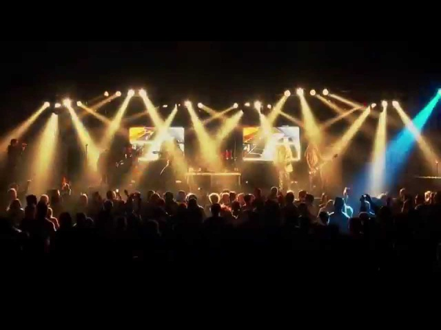 Osmo's Cosmos feat. J. Ahola: Easy Living (live 2014)