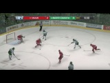 UND Hockey - Tic-tac-toe passing and goal - 111315