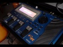 Roland GR-55 Guitar Synthesiser Complete Patch Demonstration [with Godin xtSA Guitar]