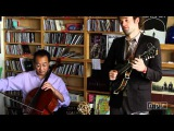 Yo-Yo Ma, Edgar Meyer, Chris Thile And Stuart Duncan NPR Music Tiny Desk Concert