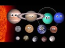 What Planet Is It with Pluto and Dwarf Planets The Kids' Picture Show Fun Educational