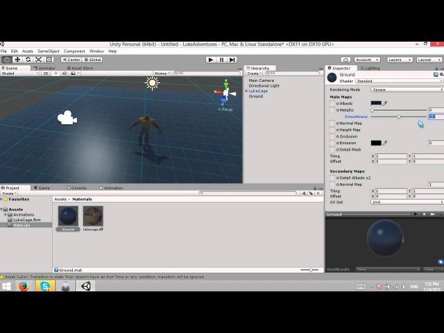 Вебинар на тему Как оживить персонаж с помощью Cinema4D и Unity?
