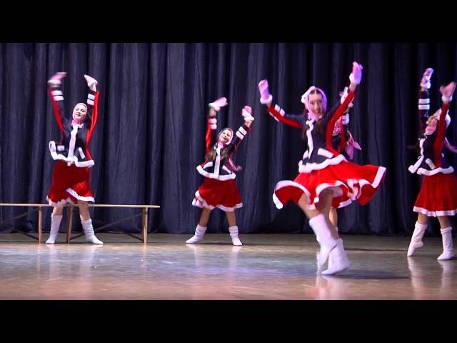очень красивый танец Зимушка Зима (ВАЛЕНКИ) Хореографический коллектив ДЖЕРЕЛЬЦЕ