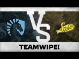 Teamwipe! by Team Liquid vs yes @ Starladder | i-League EU Qualifier